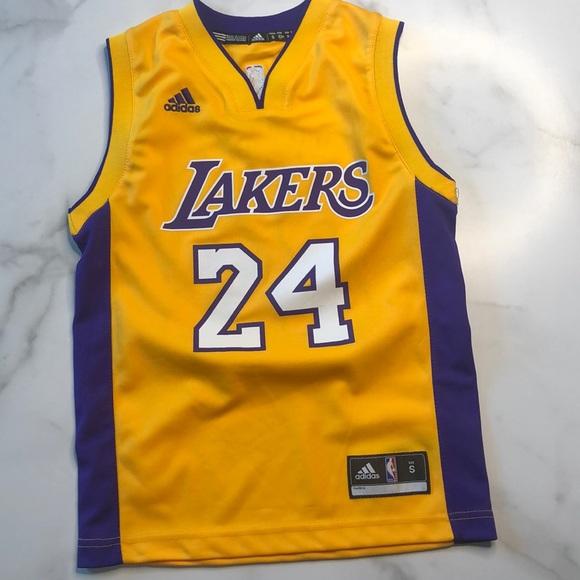 Adidas Kobe Bryant Youth Jersey Size Small